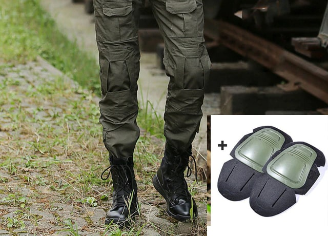 What is a tactical knee pad and who is it for?