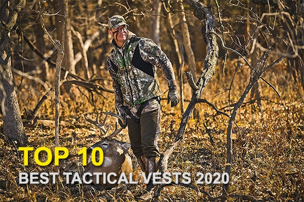 Top Rated 10 Best Tactical Vests 2020