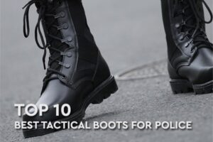 best tactical boots for police reviews
