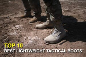 Top Rated 10 Best Lightweight Tactical Boots In 2020