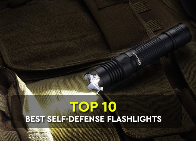 Best Self-defense Flashlights