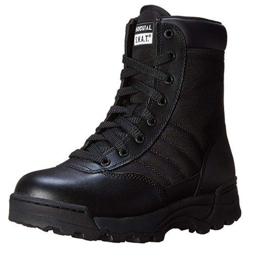 Top 10 Best Tactical Boots For Flat Feet 8