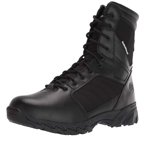 Top 10 Best Tactical Boots For Flat Feet 10