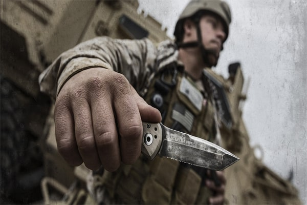 The 10 Best Tactical Knives