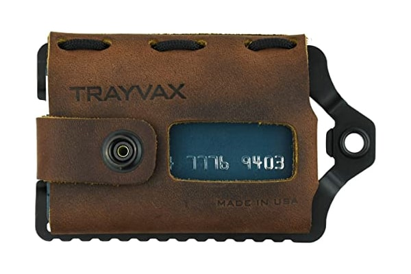 best tactical wallet Trayvax Element Wallet
