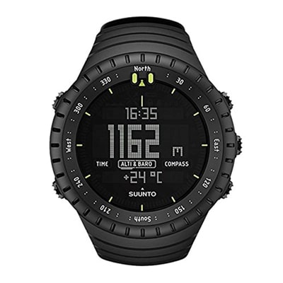 Best tactical watches - SUUNTO Core All Black Military Men's Outdoor Sports Watch