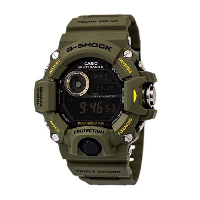 Best tactical watches - G-Shock Rangeman GW-9400 Watch