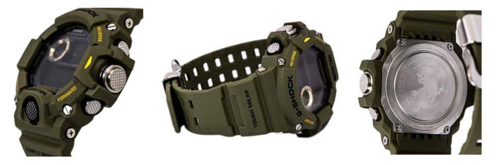 Best tactical watches G-Shock Rangeman GW-9400 Watch