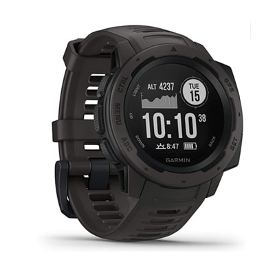 Best tactical watches - Garmin Instinct, Rugged Outdoor Watch with GPS