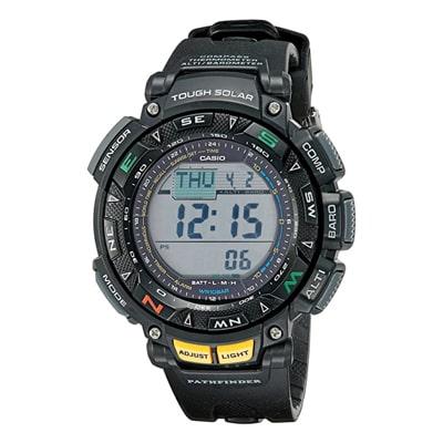 Best tactical watches - Casio Men's Pathfinder Triple Sensor Multi-Function Sport Watch