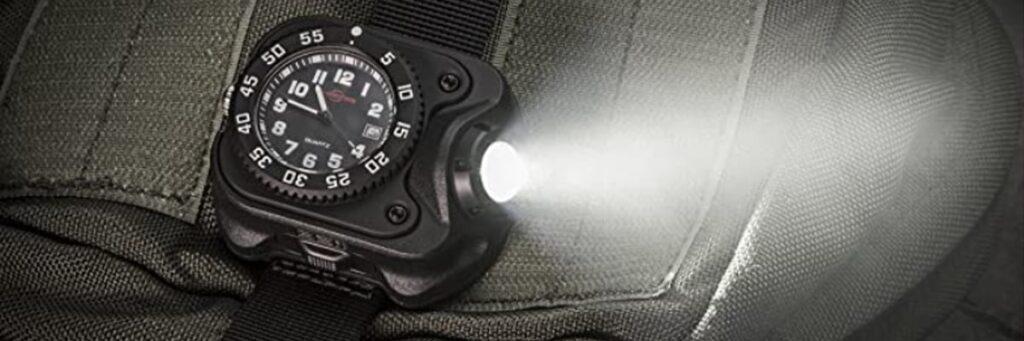 Best tactical watches SureFire 2211 WristLight Series Watch
