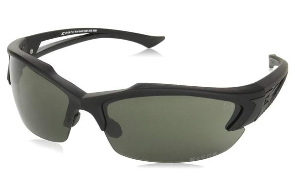 Edge Tactical Eyewear SG61-G15 Acid Gambit Matte Black with G-15 Lens