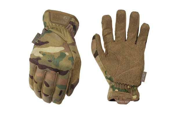 best tactical gloves Mechanix Wear - Multicam FastFit Tactical Touchscreen Gloves