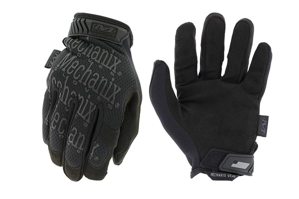 best tactical gloves Mechanix The Original Covert Glove Black Medium