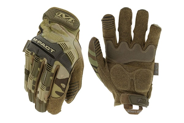 best tactical gloves Mechanix Wear - MultiCam M-Pact Tactical Gloves