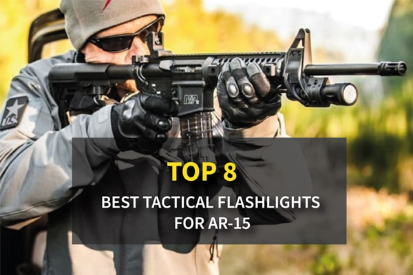 The 8 Best Tactical Flashlights for Ar-15