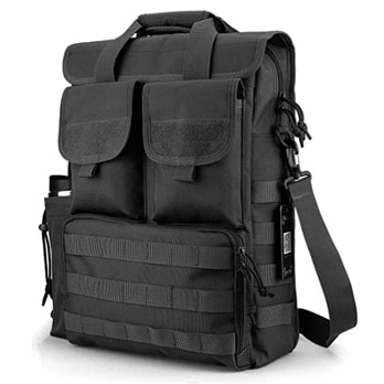 actical Briefcase Military Laptop Messenger Bag