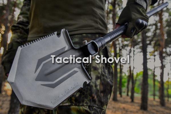 tactical shovels