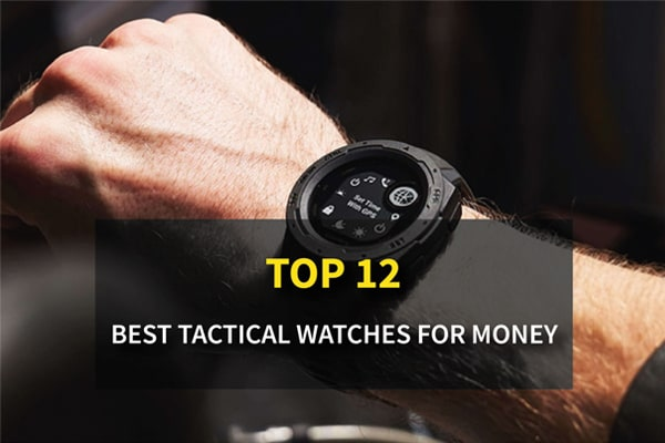 Top rated 12 Best Tactical Watches Reviews