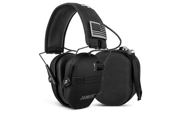 Jaimeisi Hearing Protection Headphones for Shooting