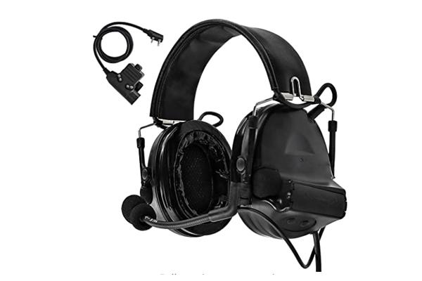 TAC-SKY COMTA II Hearing Protection for Shooting