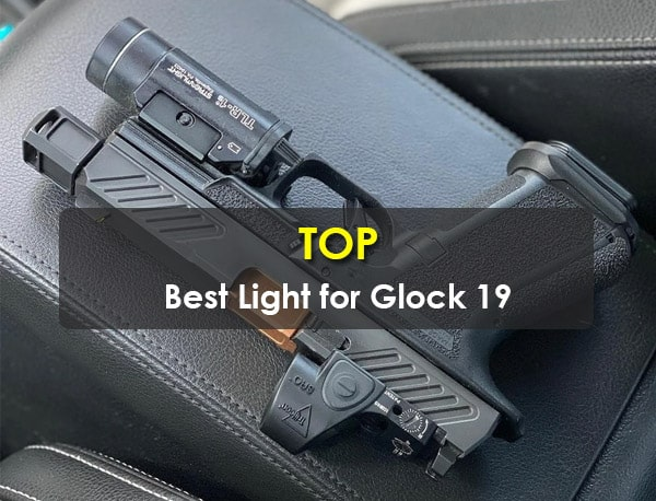 best tactical weapon lights for glock 19